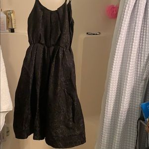 Franscescas Black Sparkly Dress